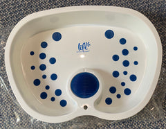 LIFE SPA FOOT BATH #LFB012 (HELPS KEEP YOUR SPA CLEAN)