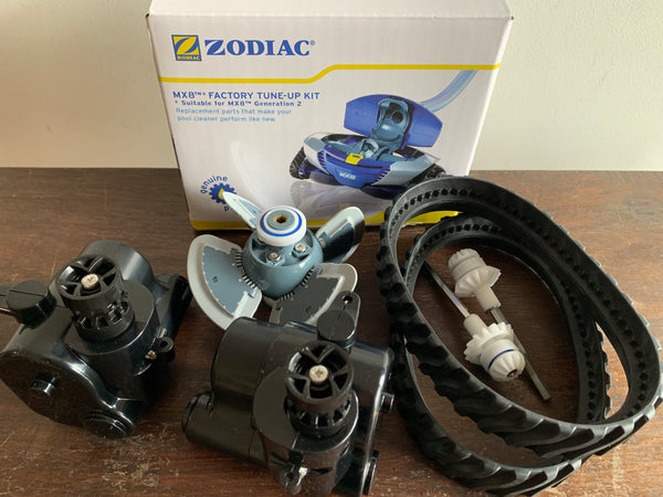 ZODIAC MX8 POOL CLEANER SPARE PARTS