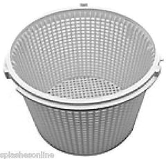 S75 WATERCO SKIMMER BASKET W/3 LUGS