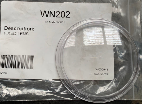 SPA ELECTRICS WN250 LIGHT SPARES - FIXED LENS CLEAR WN202