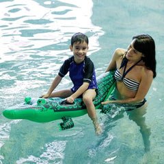 AQUAFUN CROCODILE RIDE ON