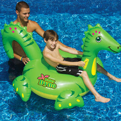 SWIM SPORTZ BABY DINO RIDE ON