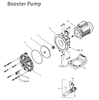 ZODIAC POLARIS BOOSTER PUMP SPARE PARTS