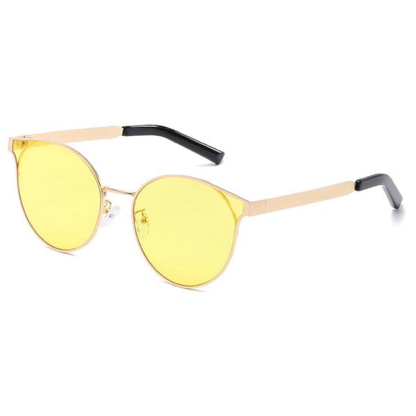 Freya Sunnies - Lemonade Yellow - Inkspo