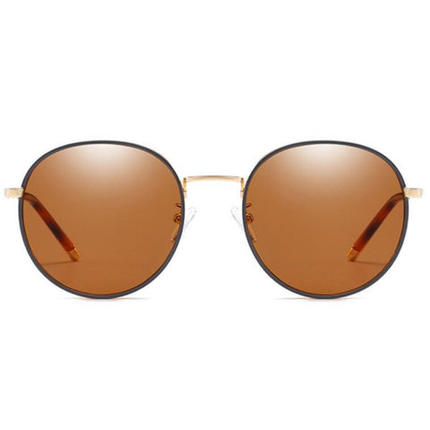 Vespa Sunnies - Coco Brown - Inkspo