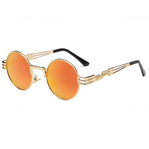 Retro Shades - Orange Fire - Inkspo