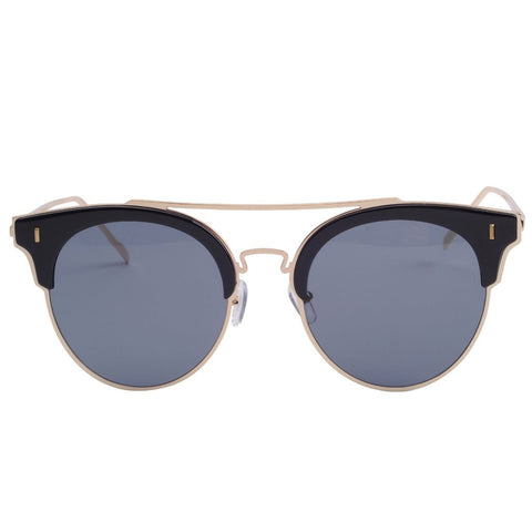 Sadie Sunnies - Black On Black - Inkspo