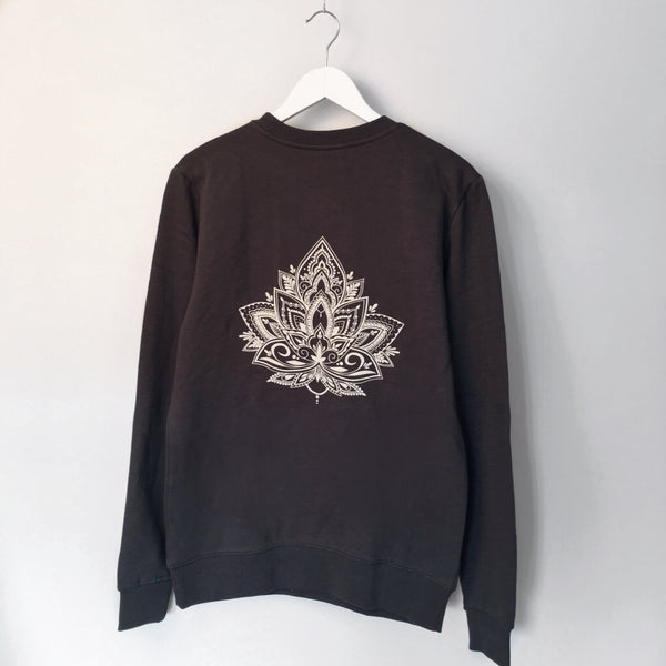 Limited Edition Inkspo Lotus Flower Jumper - Inkspo