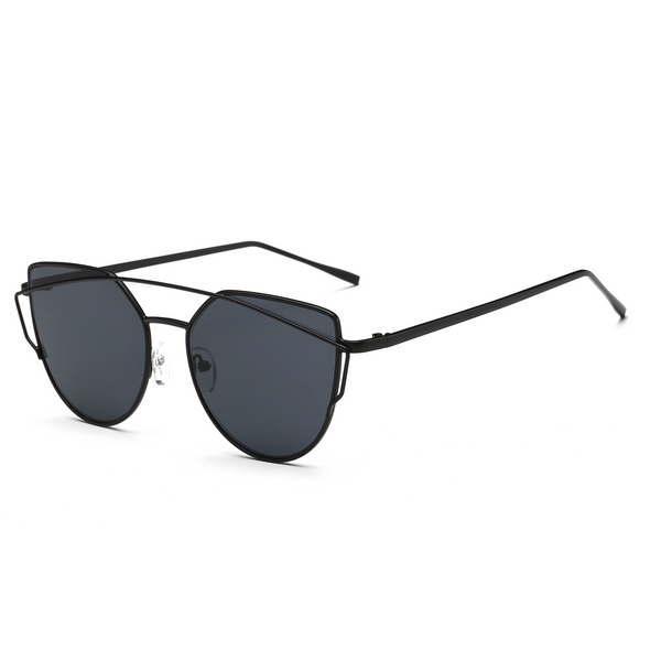 Savannah Sunnies - Charcoal Black