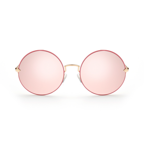 Zahara Sunnies - Raspberry Blush - Inkspo
