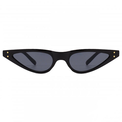 Saskia Sunnies - Black - Inkspo