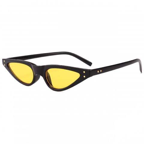 Saskia Sunnies - Yellow - Inkspo