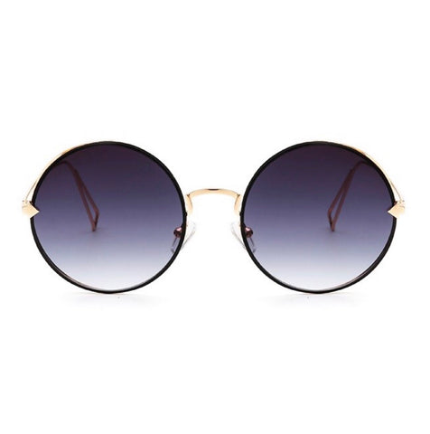 Zahara Sunnies - Black - Inkspo