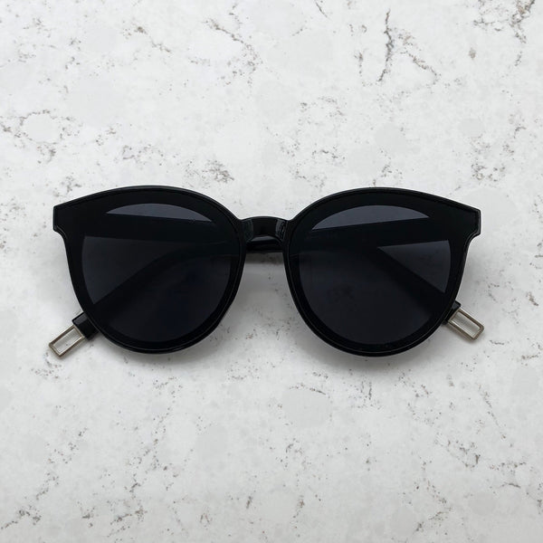 Kayla Sunnies - Black - Inkspo