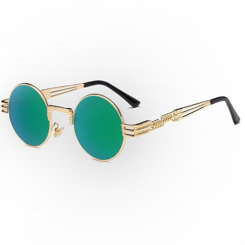 Retro Shades - Sea Green - Inkspo