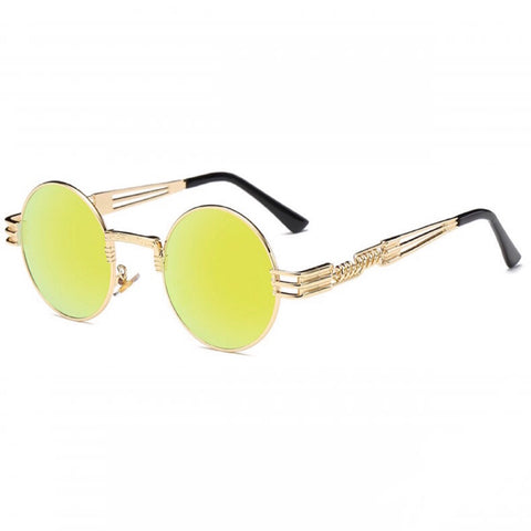 Retro Shades - Lime - Inkspo