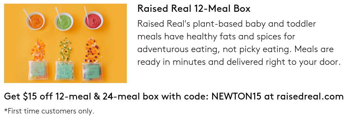 Raised Real 12-Meal Box
