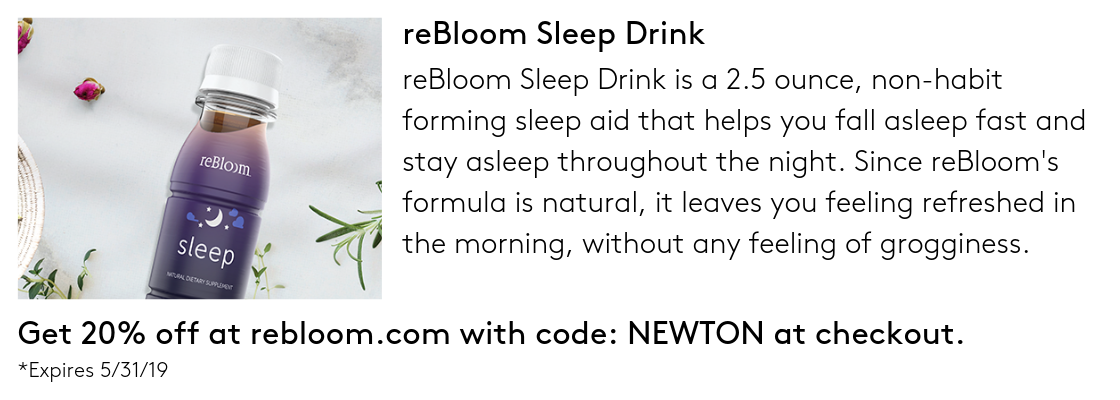 reBloom Sleep Drink