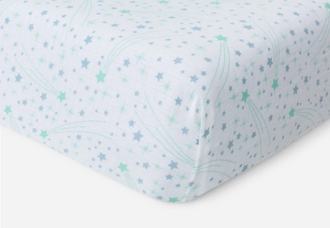 Newton Baby's organic cotton sheet