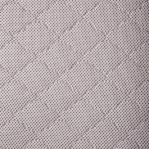 Gray Newton Baby crib mattress