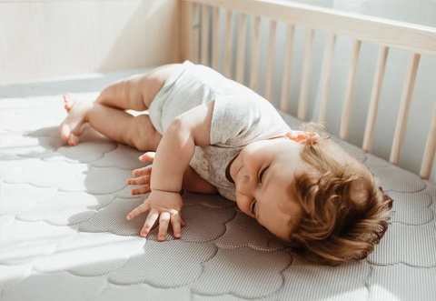 a breathable crib mattress should be at the top of your list of baby essentials