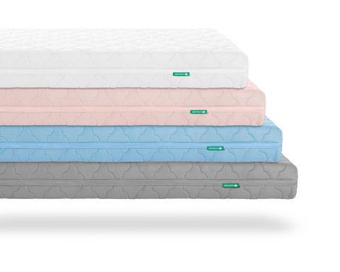 Upclose of Newton Baby's Basic Crib Mattress