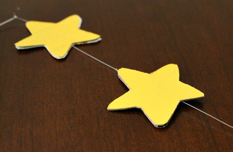 Stars for learning how to make a mobile