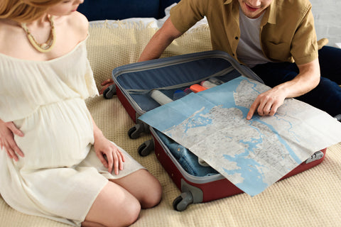 Preparing to travel while pregnant