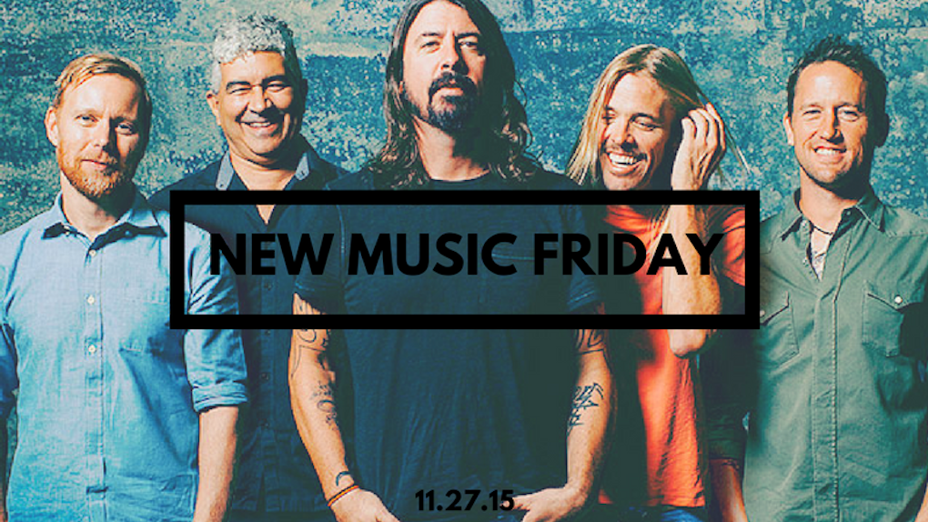 New Music Friday [ November 27, 2015 ]