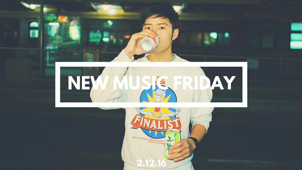 New Music Friday [ February 12, 2016 ]