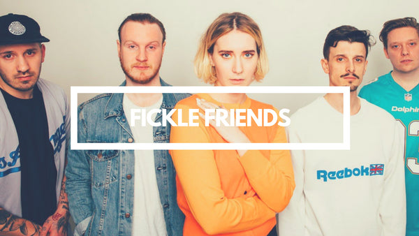 Fickle Friends // You Are Someone Else