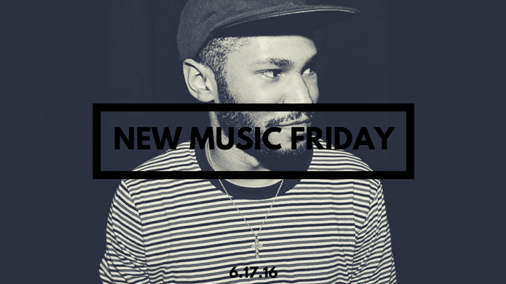 New Music Friday [ June 17, 2016 ]