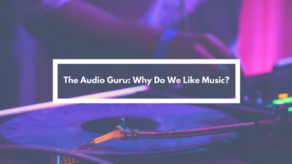 The Audio Guru: Why Do We Like Music?