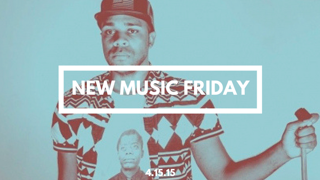 New Music Friday [ April 15, 2015 ]