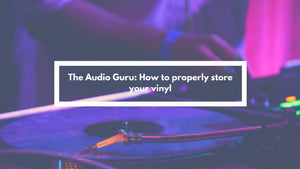 The Audio Guru: How to properly store your vinyl