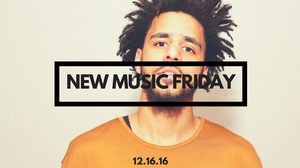 New Music Friday [ December 16, 2016 ]