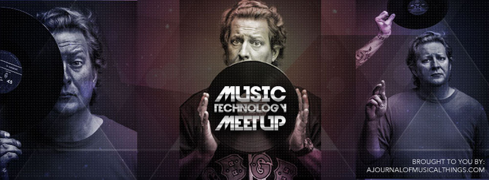 Music Technology Meetup - Alan Cross