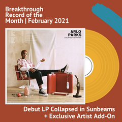 Arlo Parks // Collapsed In Sunbeams