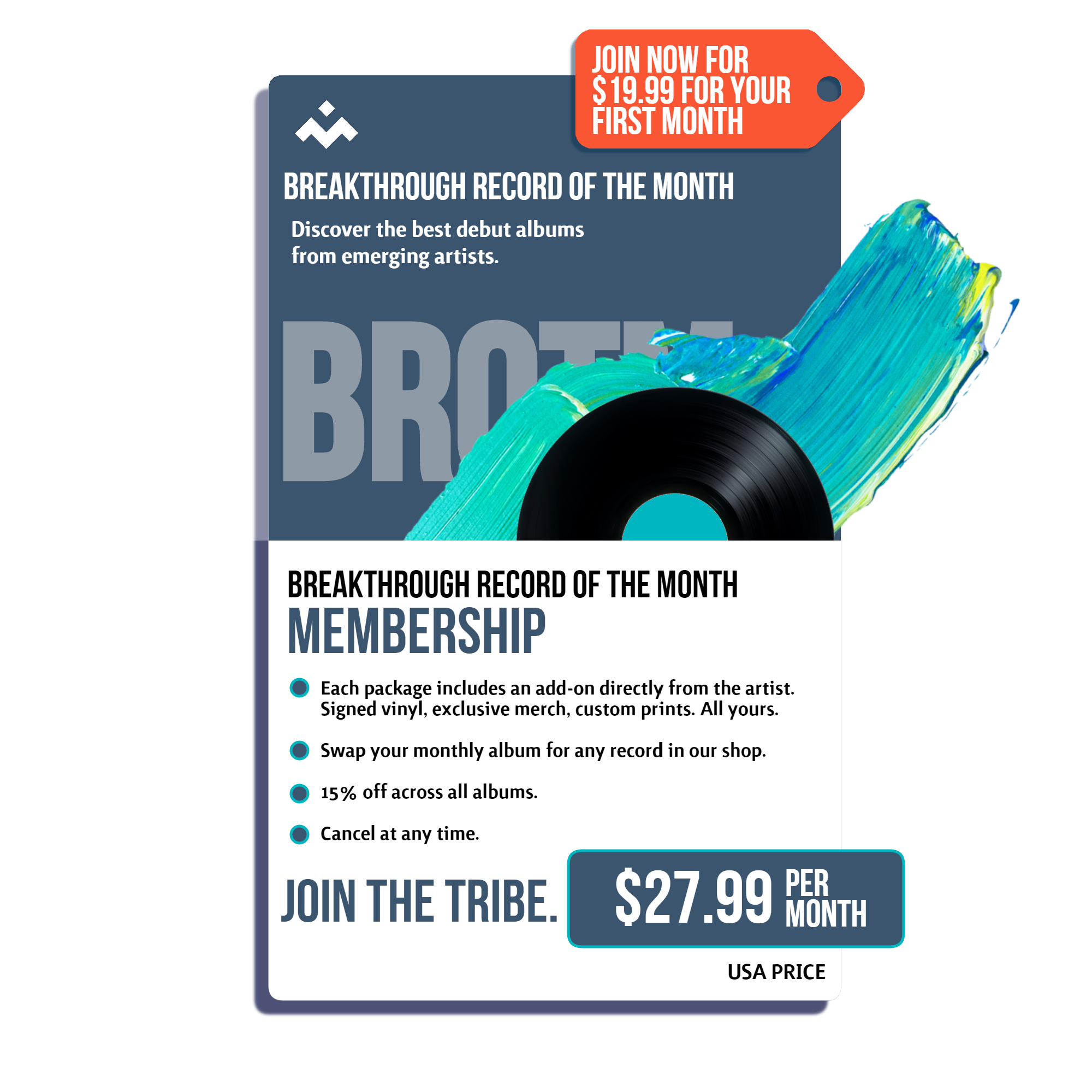 BROTM Memberships