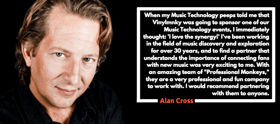 Alan Cross - Vinylmnky