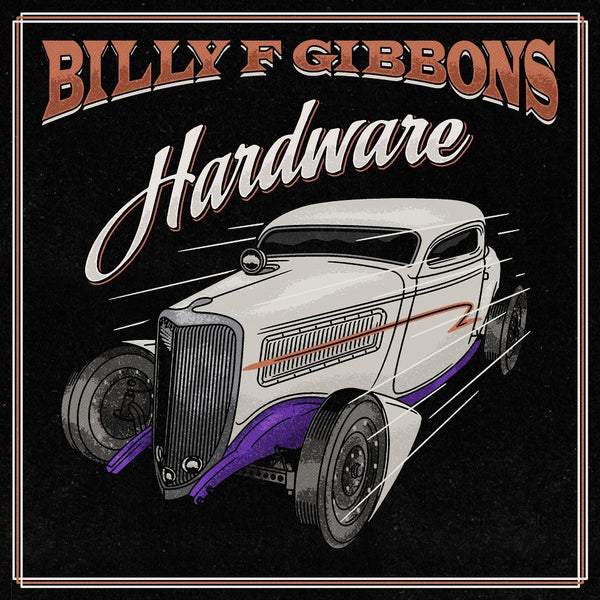Billy F Gibbons // Hardware
