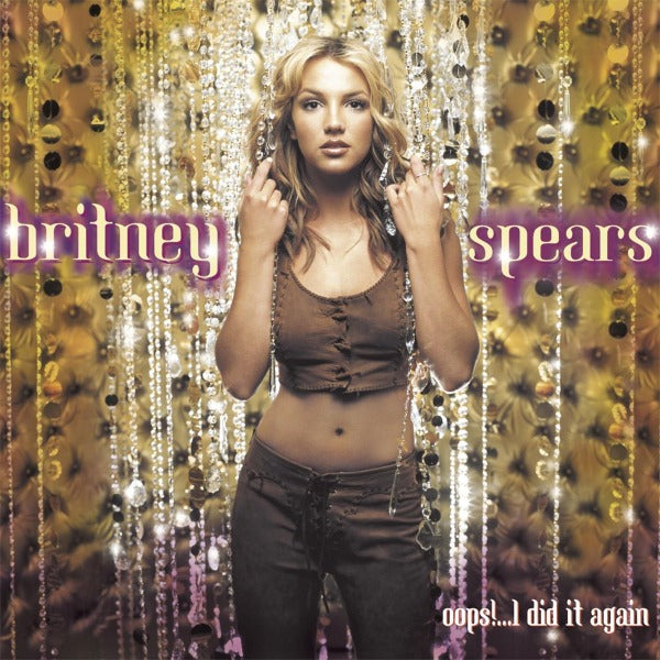 Britney Spears // Oops!...I Did It Again (20th Anniversary LP)