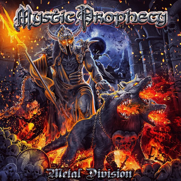 Mystic Prophecy // Metal Division
