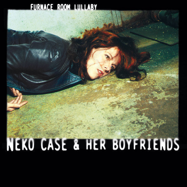 Neko Case // Furnace Room Lullaby (Indie Exclusive, Turquoise Vinyl)