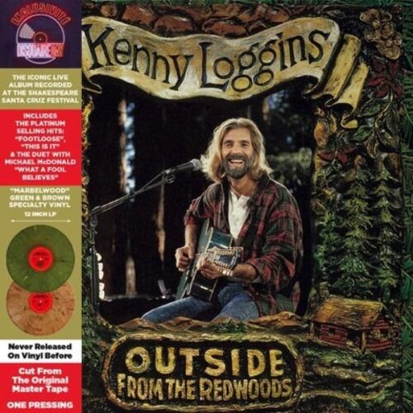 Kenny Loggins // Outside From The Redwoods