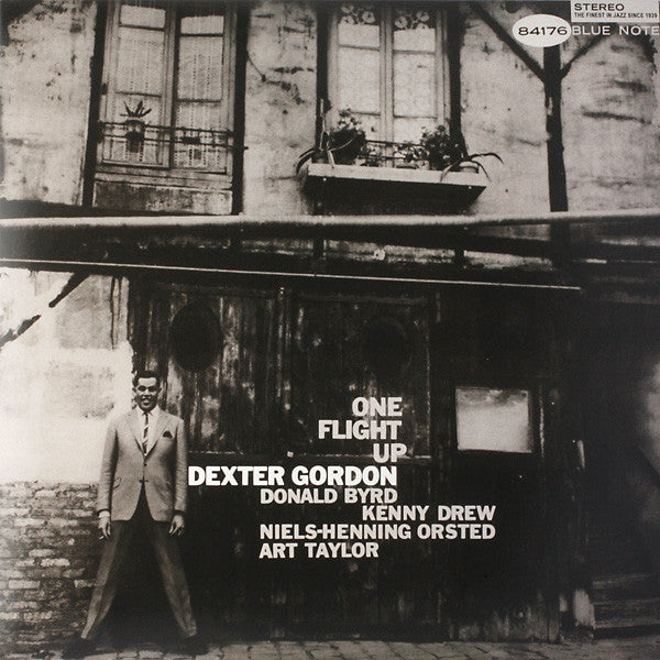 Dexter Gordon // One Flight Up (Blue Note Tone Poet Series LP)