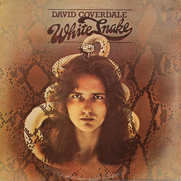 David Coverdale // White Snake (Coke Bottle Clear LP)