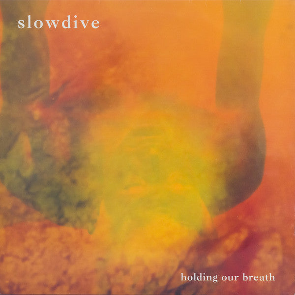 Slowdive // Holding Our Breath (Limited Edition Orange Vinyl)