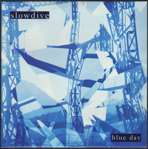Slowdive // Blue Day (Limited Edition White Marble Vinyl)