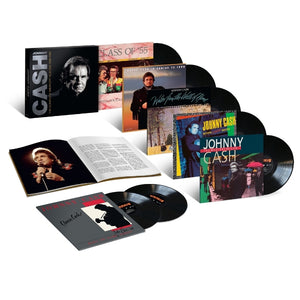 Johnny Cash // The Complete Mercury Albums